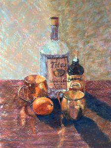 Here in Spirit - Elaine Benevides Pastel Artist