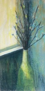 Time Out - Elaine Benevides Pastel Artist