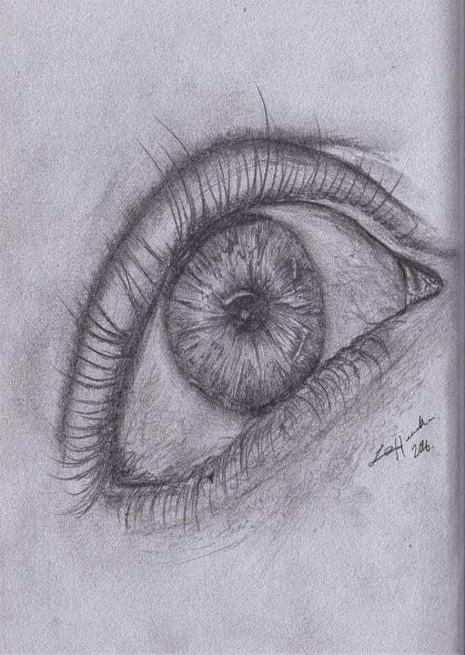 Eye (Piece 2) - LEHH Designs