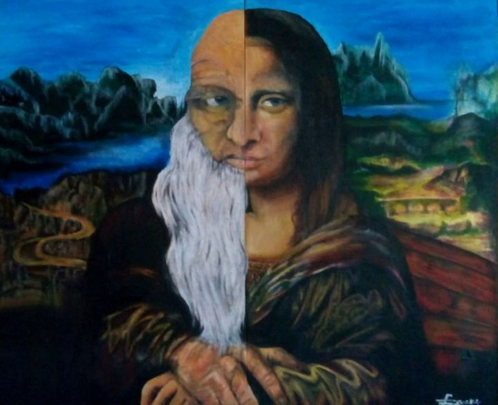 Mona-Vinci - LeH Designs