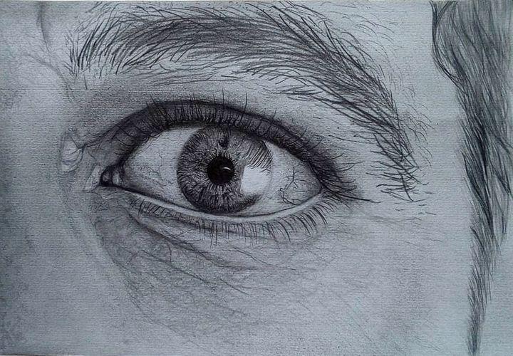 Eye (Piece 1) - LEHH Designs