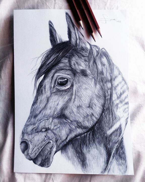 Horse - LEHH Designs