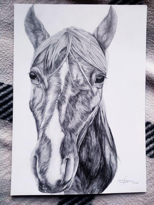 Horse 2 - LeH Designs