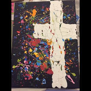Cross Splatters