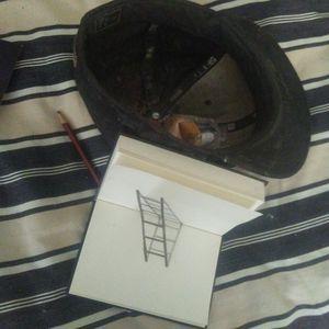 3d ladder sketch