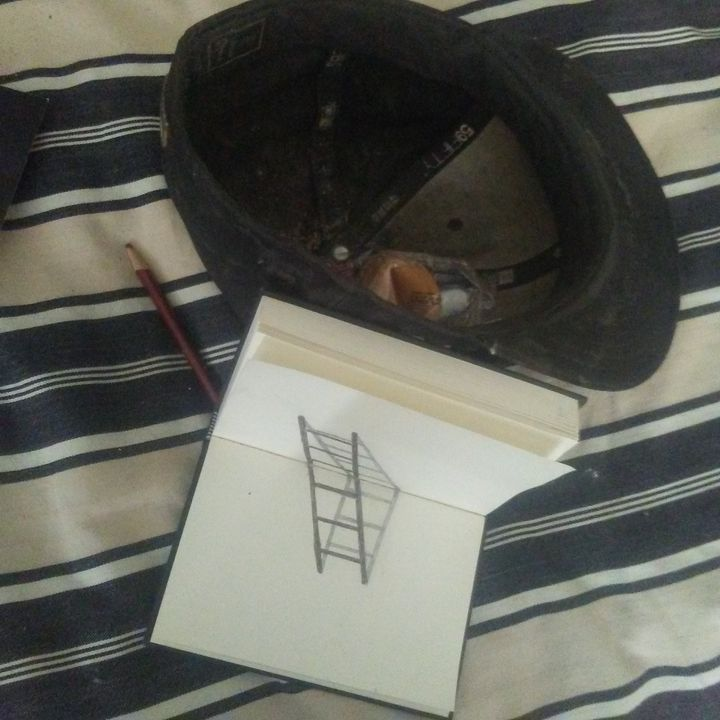 3d ladder sketch - Dielusional