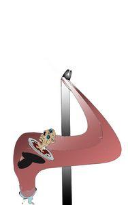 Slippin slide