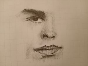 Partial Face - My Gallery