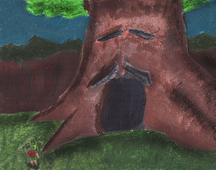 Great Deku Tree - Legendary Loot Designs