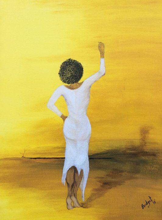 Dancer stretch - Bridget