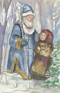 Russian Ded Moroz
