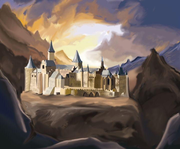 Fantasy Castle - Shayndl's Gallery
