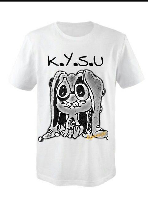 Space bunny kysu - K.y.s.u