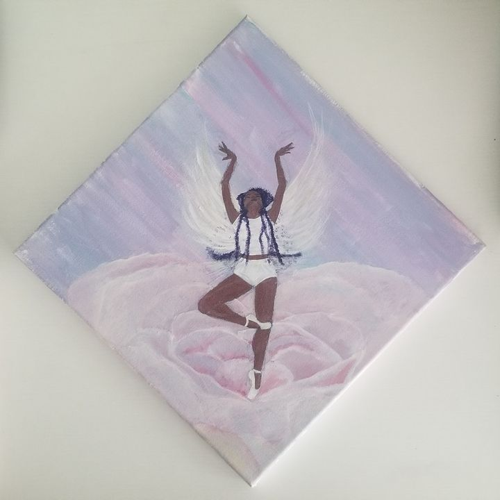 Angels Among Us - laurenadilayart