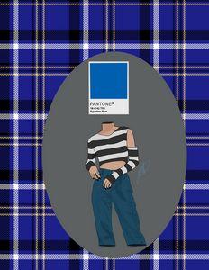 Pantone Eygptian Blue