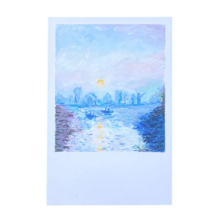Sunrise (Monet) - Crazierartists