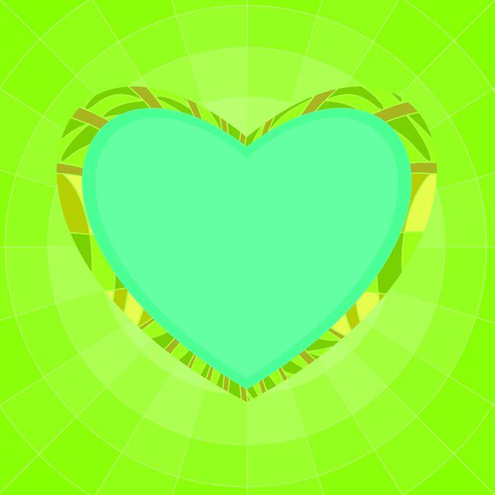 LOVE PIC FRAME - Said Alhabsy