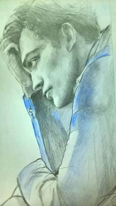 Edward Cullen,Robert Pattinson - Kata Korica Bozic