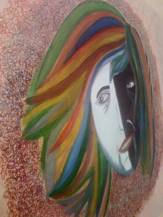 cynical rainbow - Shailesh