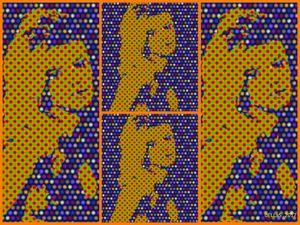 Collage B.B. - Galerie Art dELLaS  Thomas Dellenbach