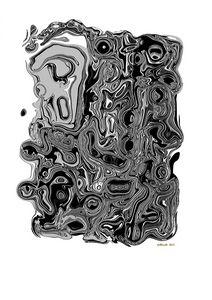 Digitaldriping 972 - Galerie Art dELLaS  Thomas Dellenbach