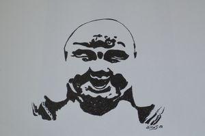 Der lachende Buddha