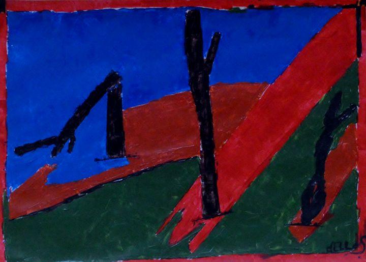 2 Söhne mit Kümmerling - Galerie Art dELLaS  Thomas Dellenbach