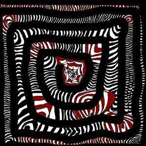 Im Zentrum der Gedankenspirale... - Galerie Art dELLaS  Thomas Dellenbach