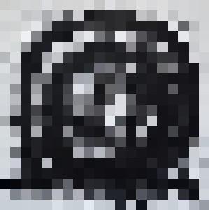 Inuit schwarz weiss