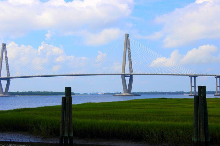 Arthur Ravenel Junior Bridge - Eire