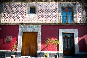 Mexican Building