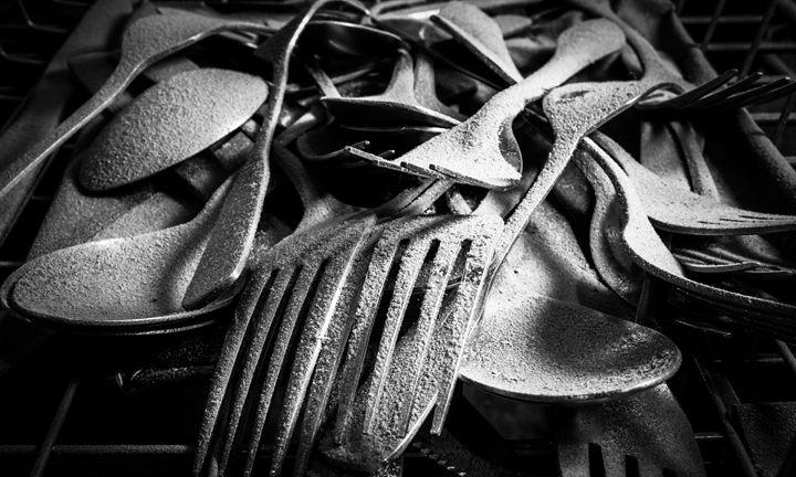 Dusty Cutlery - Si Glogiewicz Photography
