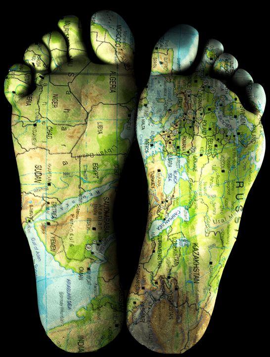Wherever my feet may take me... - Si Glogiewicz Photography