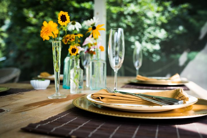 Brunch Table - Si Glogiewicz Photography