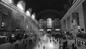 Grand Central Station - Si Glogiewicz Photography