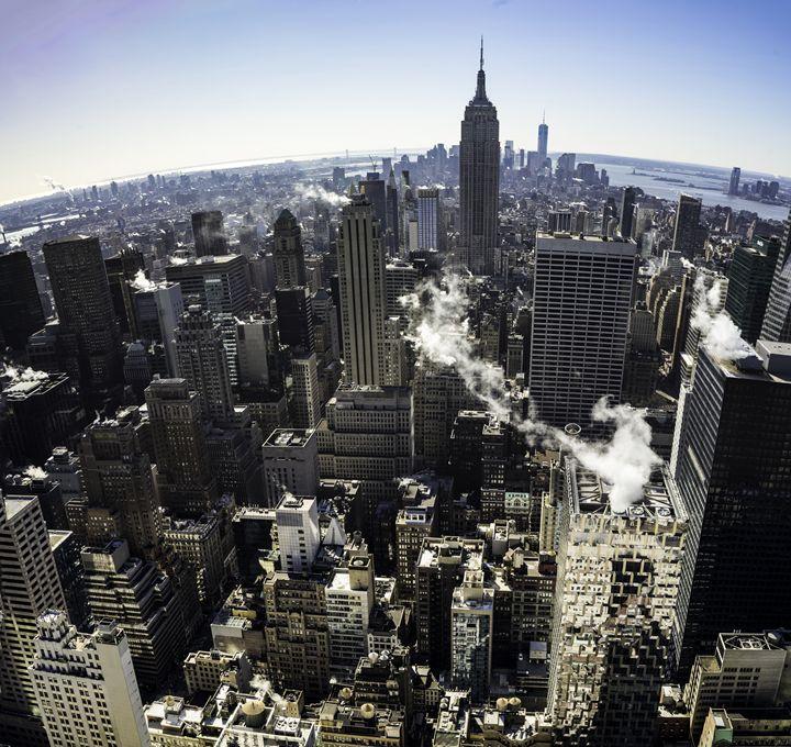 New York City - Si Glogiewicz Photography