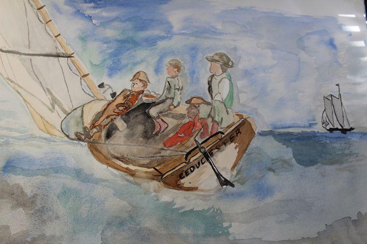 Winslow Homer - MR.Y