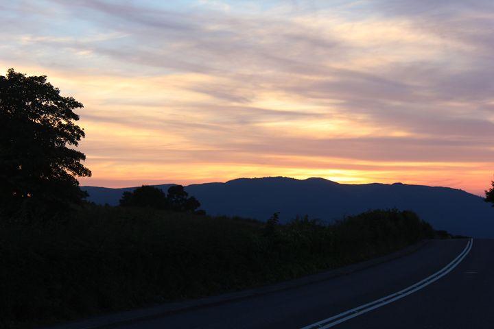 Country Sunset 12 - ArtBolt