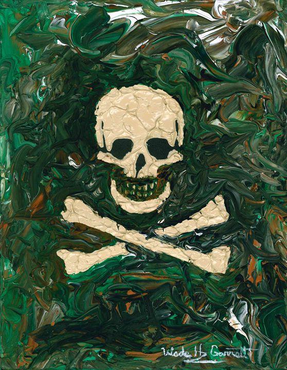 Skull and Crossbones - Wade H. Garrett