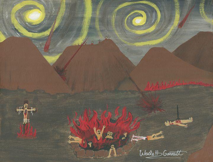 Hell - Wade H. Garrett