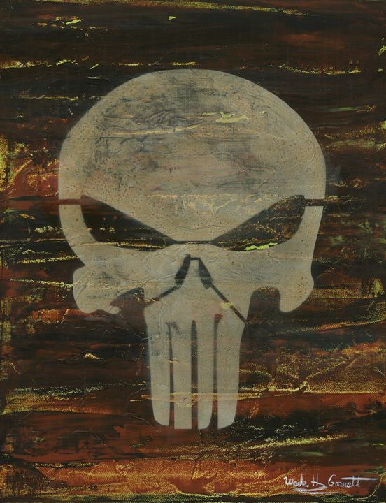 Punisher - Wade H. Garrett