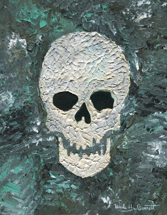 Large Skull - Wade H. Garrett