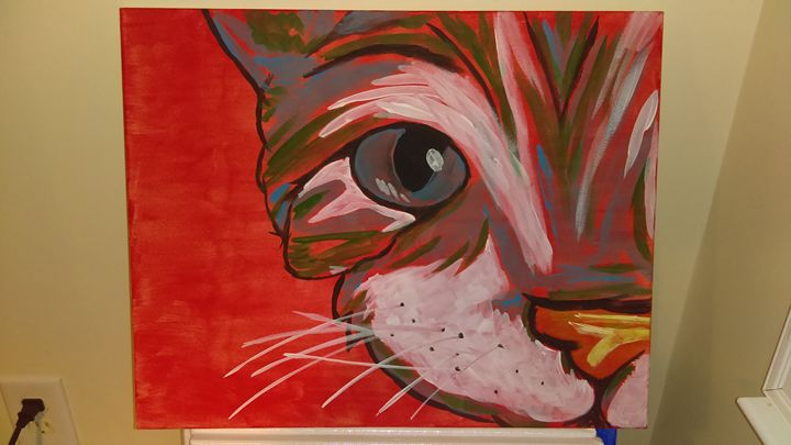 Red Cat - Sentiments by Shannon