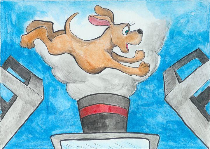 Woof & Meow: New Friends #4 - Ryan Brock Campbell