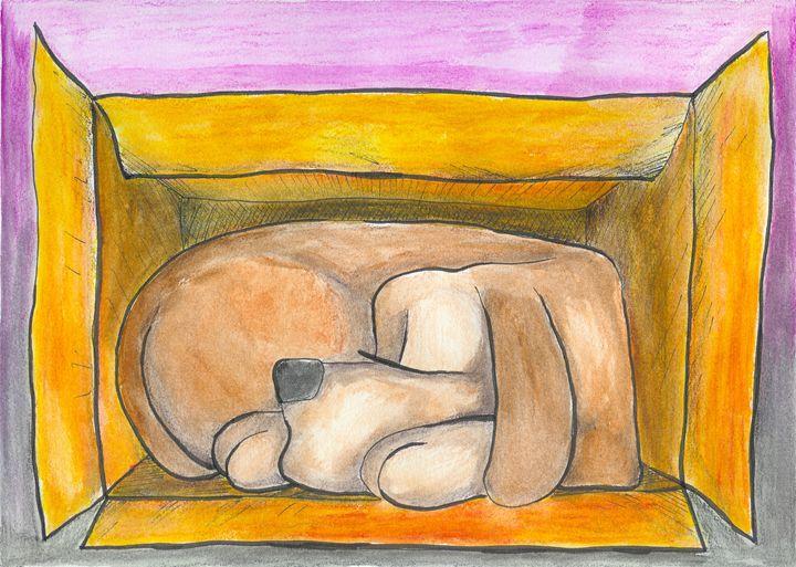 Woof & Meow: New Friends #10 - Ryan Brock Campbell