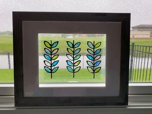 Spring Leaves - Luke's Stained Glass