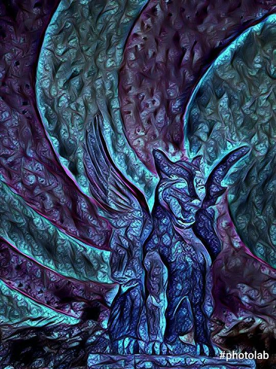 Guardian of mercy - Ruiz Design