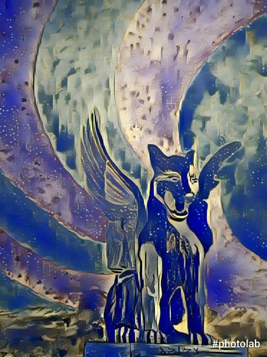 Guardian of midnight - Ruiz Design
