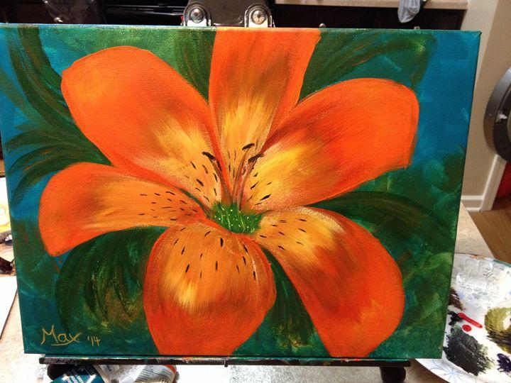 Tiger Lily - AcrylicMax