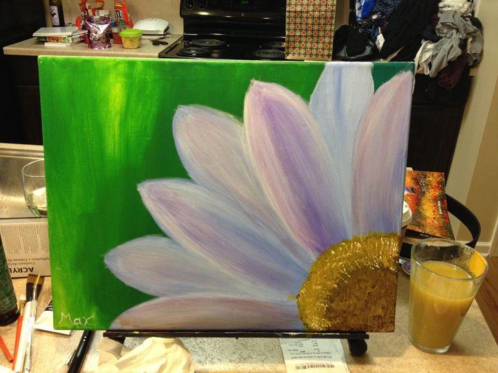 Gerbera Daisy - AcrylicMax